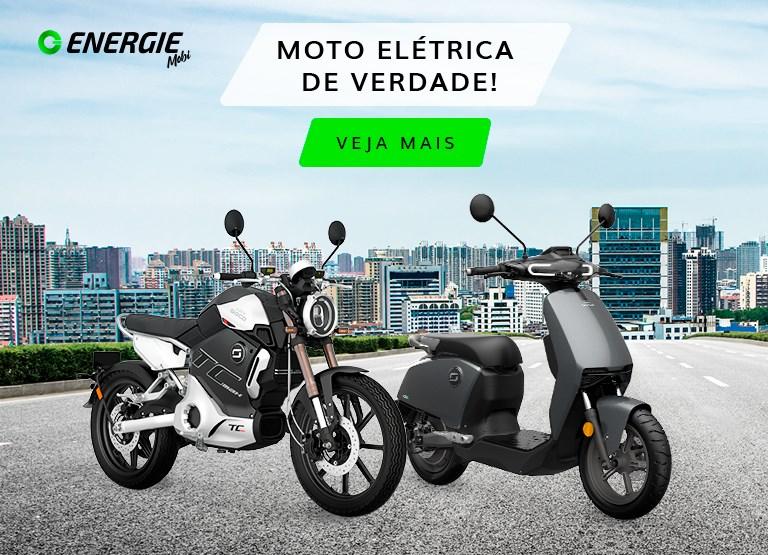Veja Mais Motos Elétricas