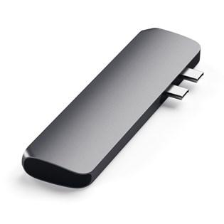 Adaptador Hub USB-C Pro Space Gray- Satechi