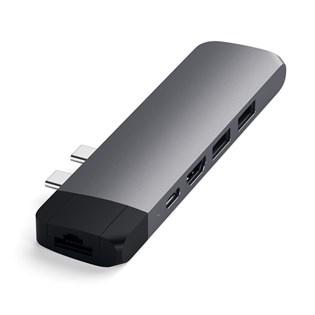Adaptador USB-C com Ethernet Space Gray - Satechi