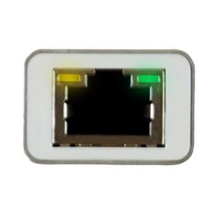 Adaptador USB-C para Gigabit Ethernet - Compatível com Thunderbolt 3 MacBook - EZQuest