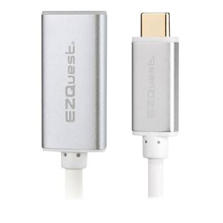 Adaptador USB-C para HDMI 4K  Compatível com Thunderbolt ™ 3 Macbook - EZQuest