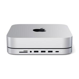 Base e Hub Multi portas para Mac Mini USB Tipo-C Prata - Satechi