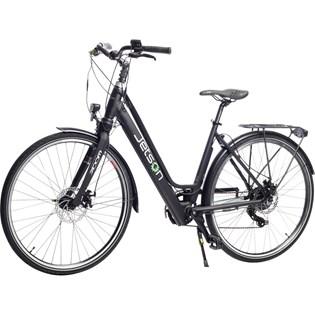 Bicicleta Elétrica Journey Com Motor De 250w Bateria LG De 36v Câmbio Shimano Prata - Energie Mobi