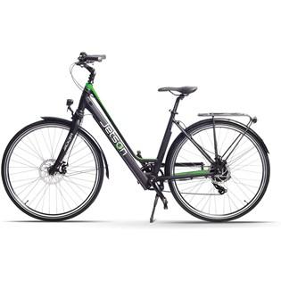 Bicicleta Elétrica Journey Com Motor De 250w Bateria LG De 36v Câmbio Shimano Verde - Energie Mobi