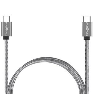 Cabo carregador USB-C para USB-C - Mobimax