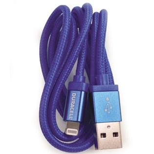 Cabo Lightning 90cm Azul Apple  MFI - Duracell