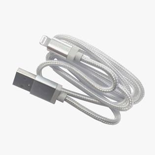 Cabo Lightning 90cm Branco Apple MFI - Duracell