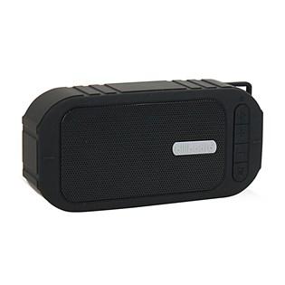 Caixa de som Bluetooth preta resiste a água Billboard