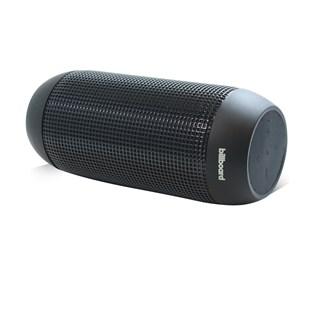 Caixa de som Bluetooth resiste a água preto Billboard