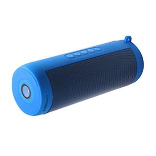 Caixa de som Bluetooth resistente à água Azul -Billboard