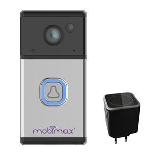 Campainha de segurança inteligente Wi-Fi - Mobimax