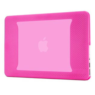 Capa anti impacto snap MacBook Air 11 rosa - Tech 21
