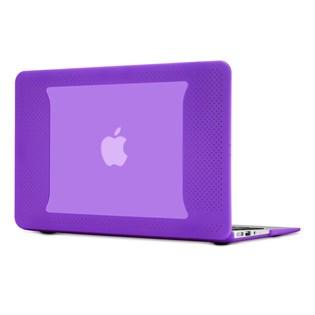 Capa anti impacto snap MacBook Air 11 roxa - Tech 21