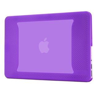 Capa anti impacto snap MacBook Air 11 roxa - Tech 21