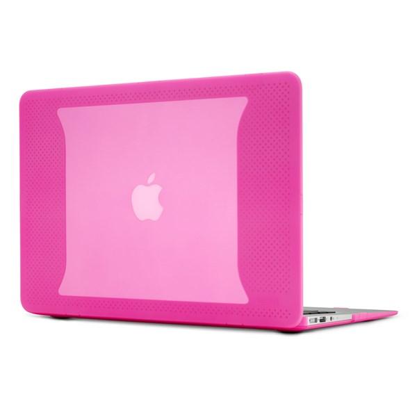 Capa anti impacto snap MacBook Air 13 rosa - Tech 21