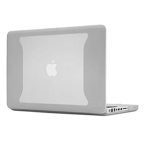 Capa anti-impacto snap MacBook Pro 13 transparente - Tech 21