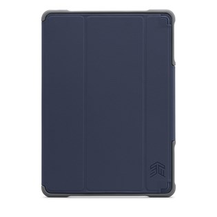 Capa dux iPad 5ª geração azul - STM
