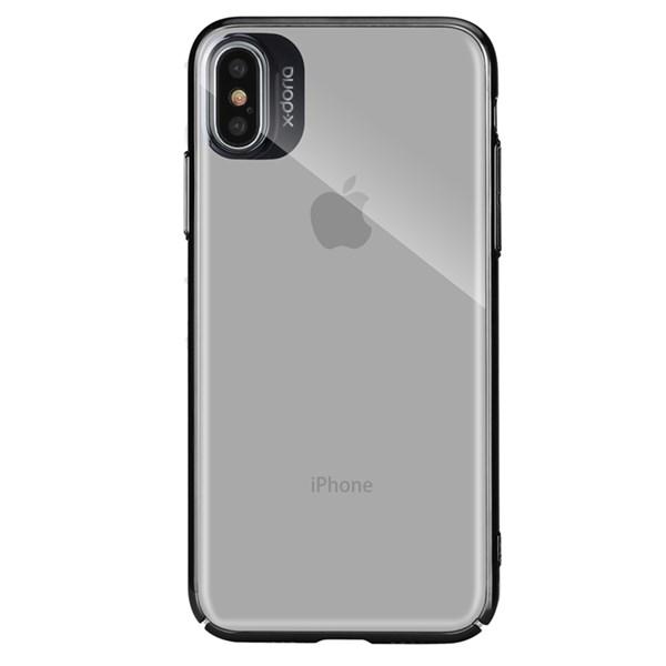 Capa Engage para iPhone X Preta - X-Doria