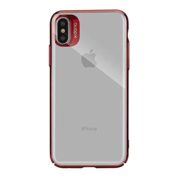 Capa Engage para iPhone X Vermelha - X-Doria