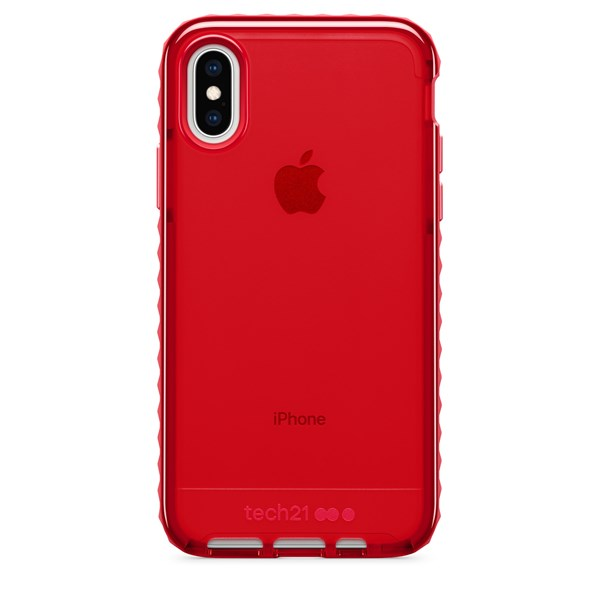 Capa Eve Rox para iPhone Xs Vermeha - Tech 21