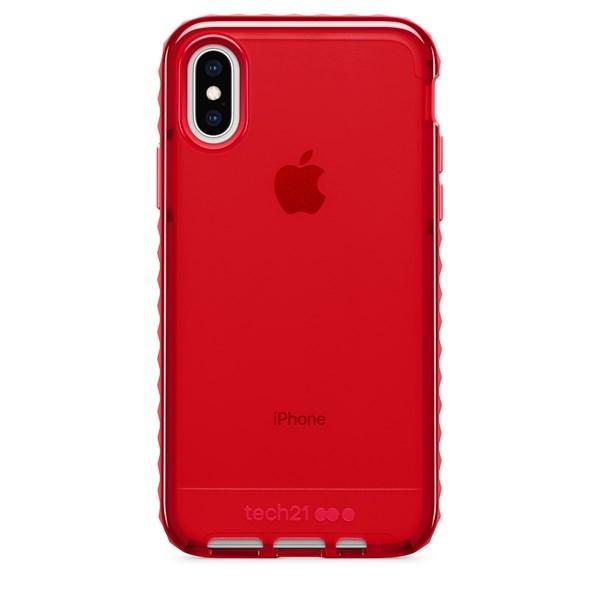 Capa Eve Rox para iPhone Xs Vermeha - Tech 21