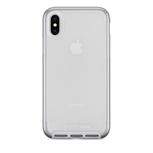 Capa Evo Elite para iPhone X Prata - Tech21