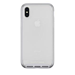 Capa Evo Elite para iPhone X Prata - Tech21