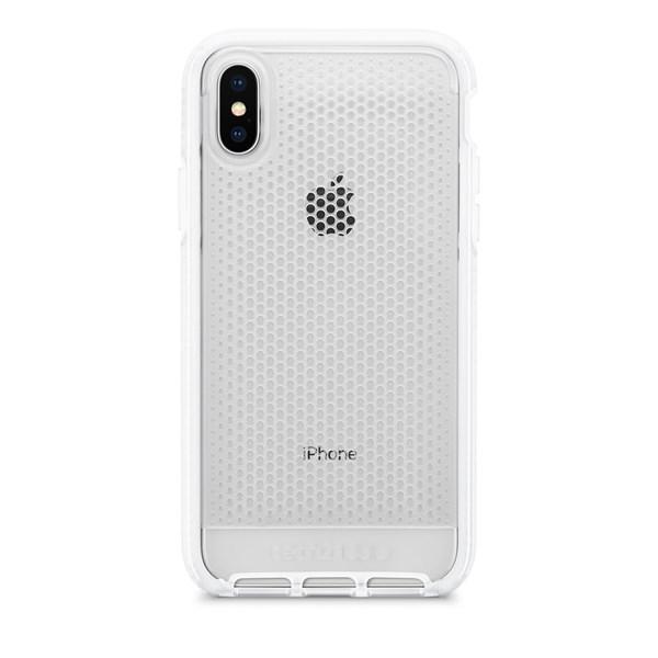 Capa Evo Mesh iPhone X Branco - Tech 21