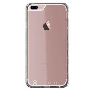 Capa Híbrida iPhone 8/7/6S/6 Plus Chrome Tint - Gatche