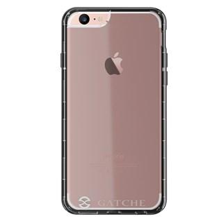 Capa Híbrida para iPhone 8/7/6S/6 Jet Black - Gatche