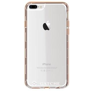Capa Híbrida para iPhone 8/7/6S/6 Plus Ouro Rosé - Gatche