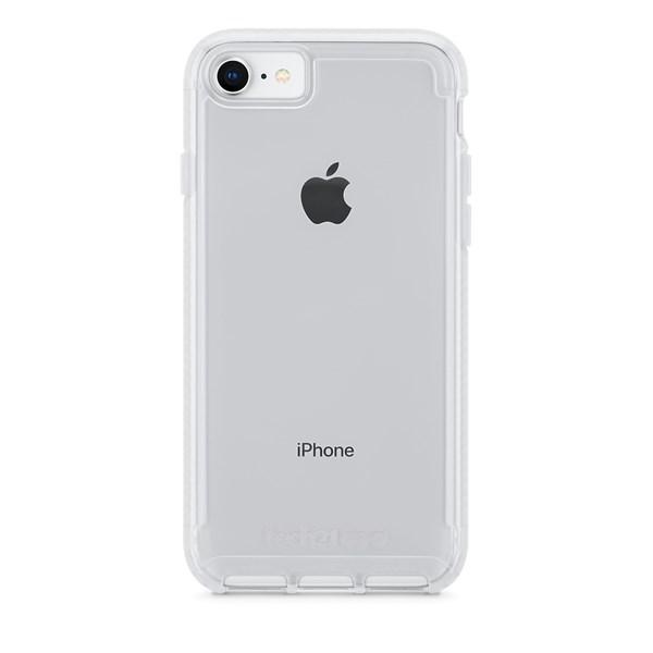 Capa Pure Clear para iPhone SE/8/7 transparente em POLIURETANO TERMOPLASTICO (TPU)- Tech21