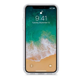 Capa Pure Clear para iPhone X Transparente - Tech21