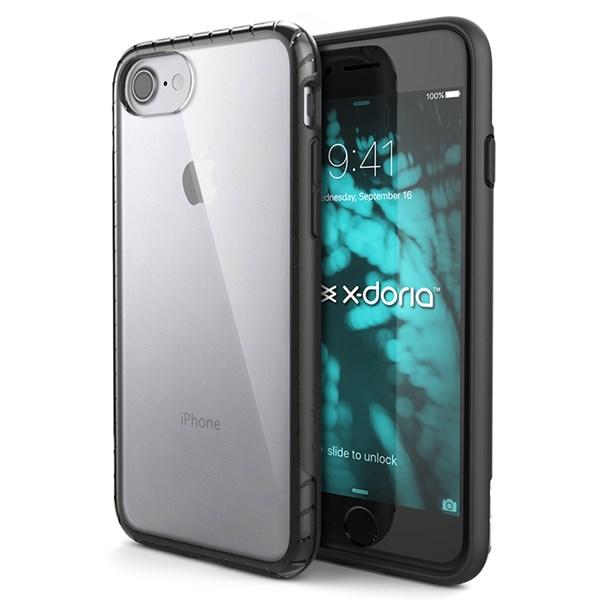 Capa Scene para iPhone 7/8 Preta - X-Doria