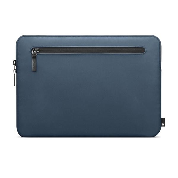 "Capa Sleeve Nylon Compacta para MacBook 12"" Azul Marinho - Incase"