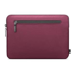 "Capa Sleeve Nylon Compacta para MacBook 12"" Vinho - Incase"