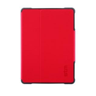 Capa stm dux para iPad Mini vermelha - STM