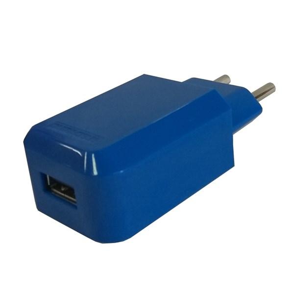 Carregador de parede USB azul - Duracell