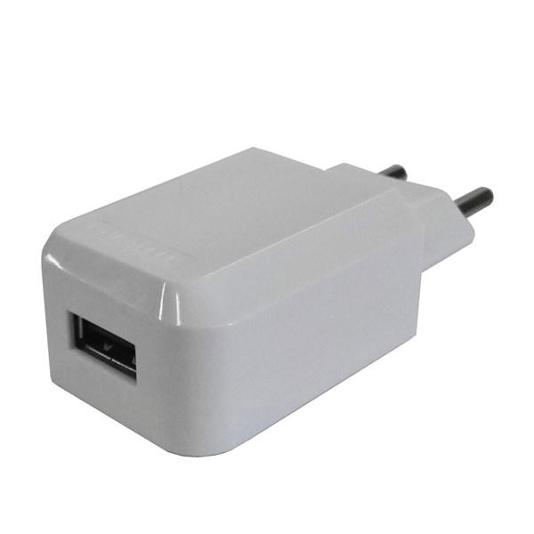 Carregador de parede USB branco - Duracell
