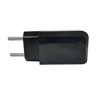 Carregador de parede USB preto - Duracell