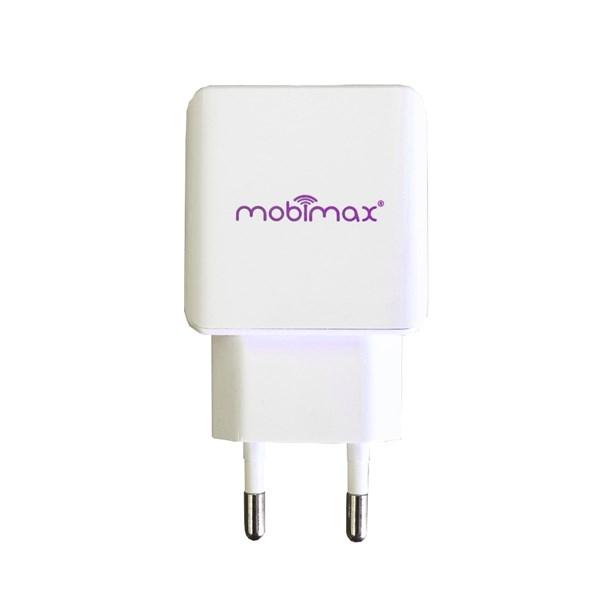 Carregador USB Universal Branco - Mobimax