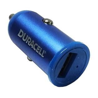 Carregador veicular USB 1.0A Azul - Duracell