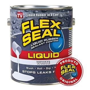 Flex Liquid Branco - Lata média 945ml