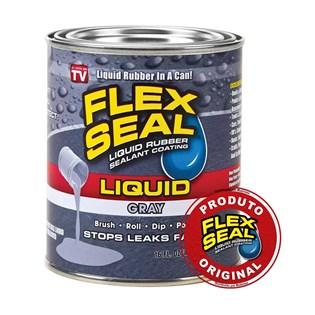 Flex Liquid Transparente - Lata pequena 473ml
