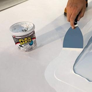 Flex Paste Emborrachado Branco 1.36 Kg - Flex Seal