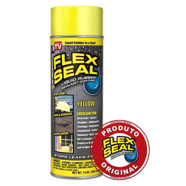 Flex Seal Spray - 590ML | Flex Seal