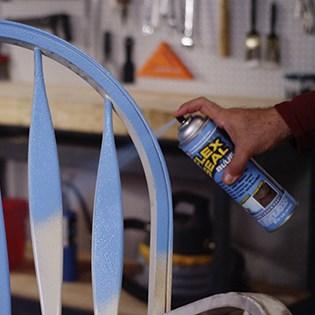 Flex Seal Spray Azul