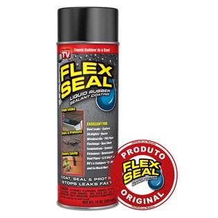 Flex Seal Spray Preto