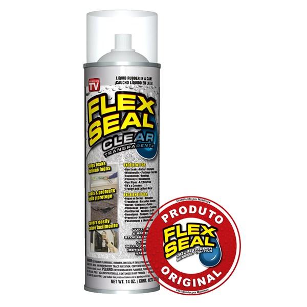 Flex Seal Spray Transparente