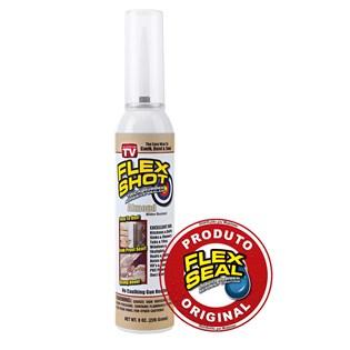 Flex Shot Amêndoa - Bisnaga de vedação